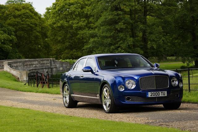 2018 Bentley Mulsanne - avis, caractéristiques, prix, mpg, changes, redesign, rumours, images