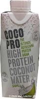 coco pro protein coconut water
