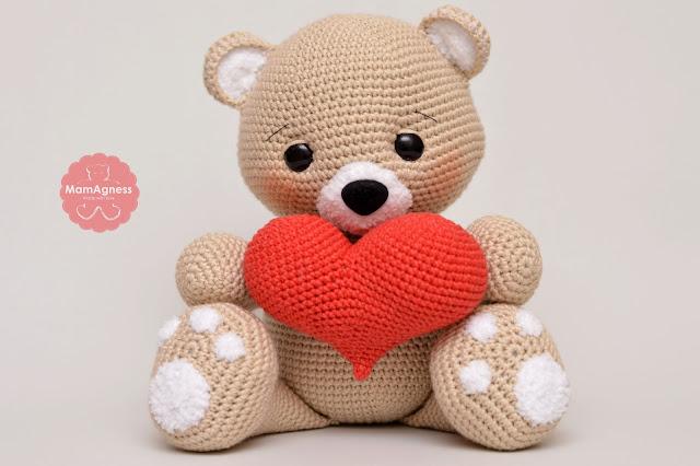 Miś Walenty :)