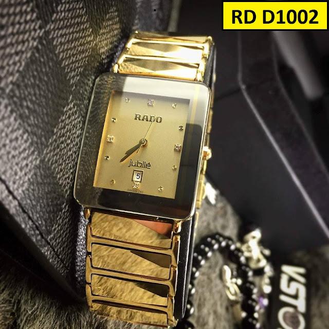 đồng hồ rado dây đá
