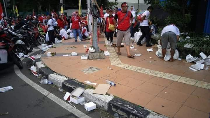Media Bungkam, Ini Fakta Menyedihkan Usai Kampanye 01 di GBK
