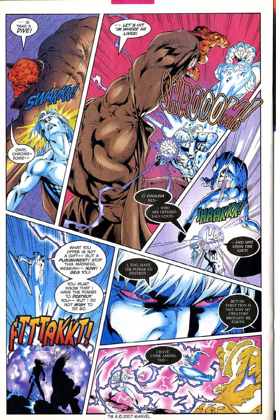 Read online Silver Surfer (1987) comic -  Issue #138 - 26