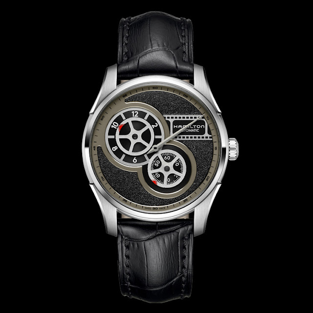 Hamilton Jazzmaster Regulator Cinema