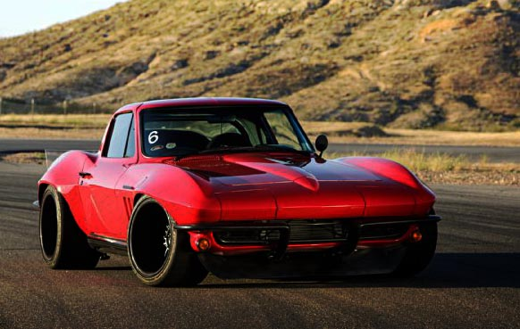63 Split Window Corvette >> MUSCLE CAR COLLECTION : 1965 Corvette C2 at Fast and Furious 8 Movie Review