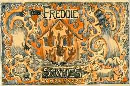 http://www.amazon.com/Freddie-Stories-Lynda-Barry/dp/177046090X/ref=sr_1_1?s=books&ie=UTF8&qid=1398190504&sr=1-1&keywords=freddie+stories