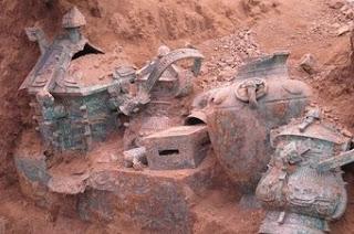 vino de más de 3.000 años de antigüedad en China