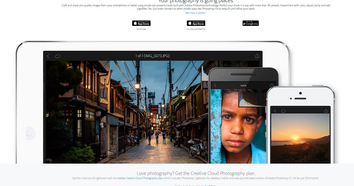 Review: Snapseed Versus Adobe Lightroom ~ Mobile Nomad
