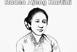 Catatanku Anak Desa Gambar Mewarnai Pahlawan Indonesia