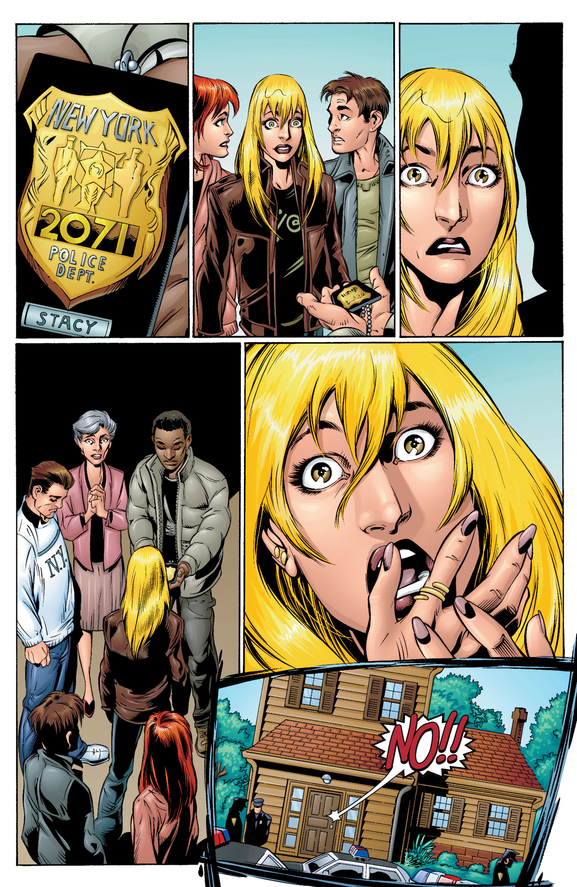 Read online Ultimate Spider-Man (2000) comic -  Issue #31 - 13