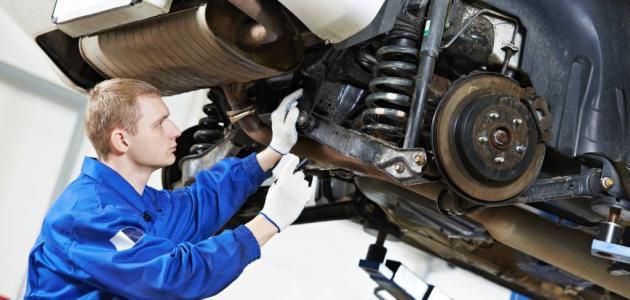 دورة لميكانيك السيارات اكثر من 60 محاضرة مرئية باللغة العربية لشرح كل ما يخص ميكانيك السيارات