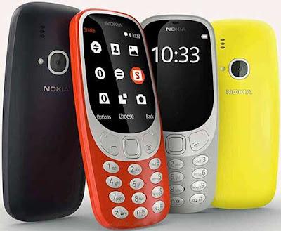 Harga dan Spesifikasi Nokia 3310 (2017) Sang Ponsel Klasik