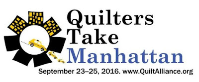 Quilters Take Manhattan