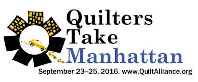Quilters Take Manhattan