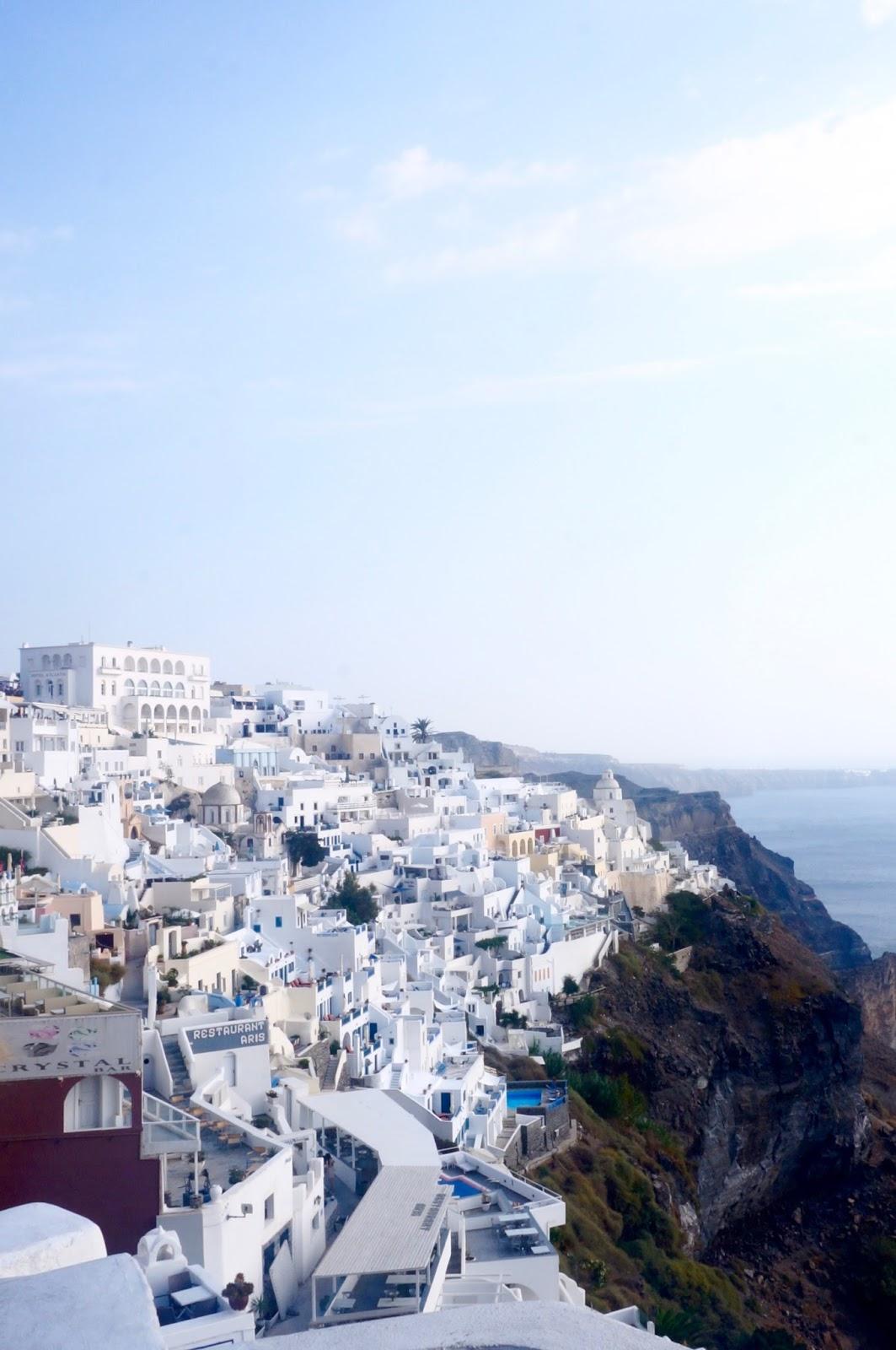 Santorini Travel Guide, santorini photo diary, things to see and do in santorini greece, greek island