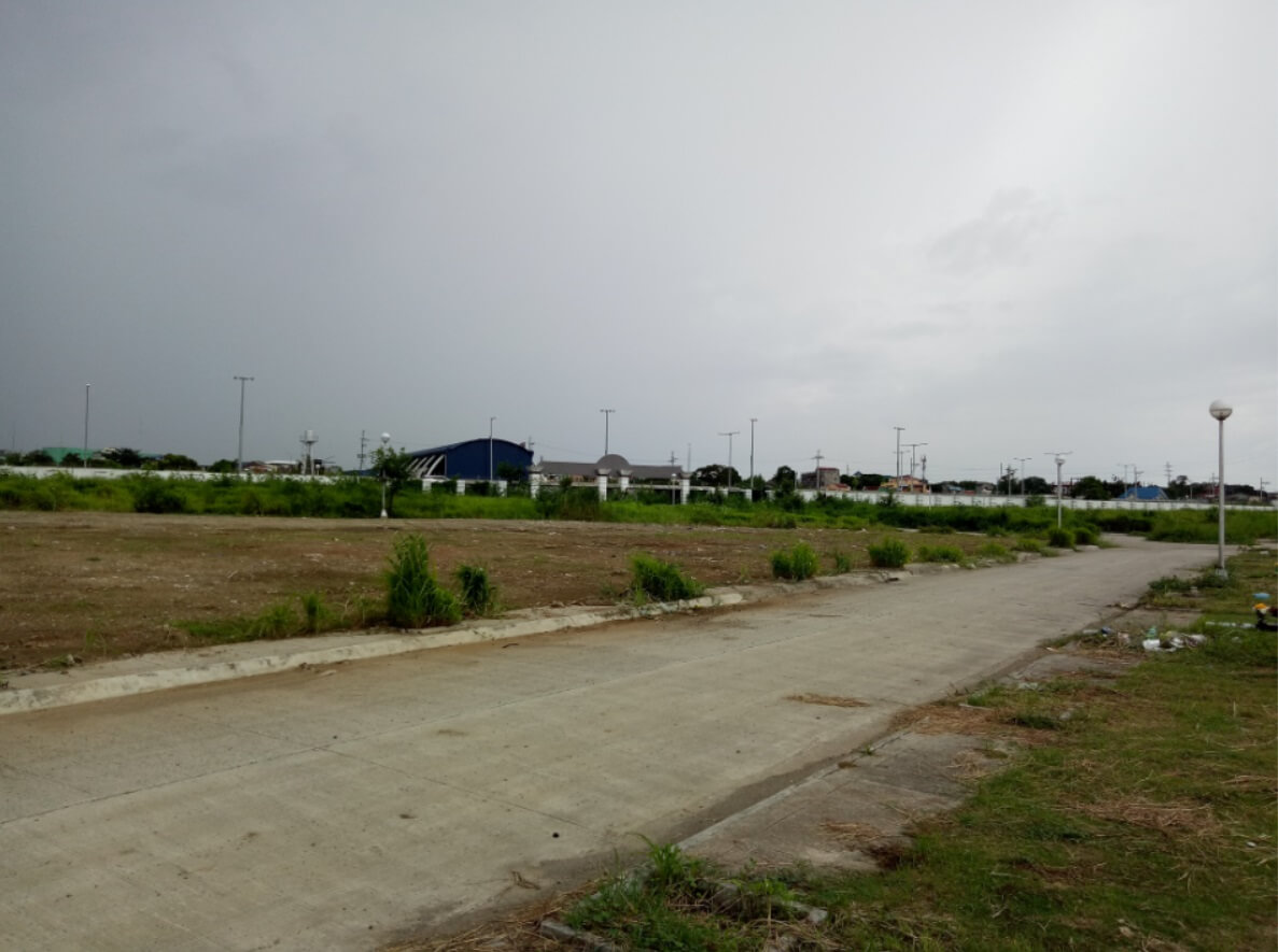 OPPO F3 Camera Sample - Gloomy Afternoon