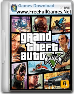 Grand Theft Auto V PC Game Free Download Full Version