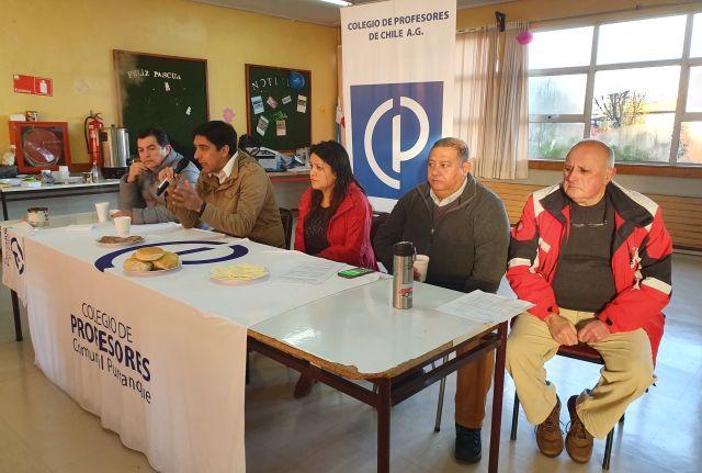 Purranque declarará obligatoriedad de Historia, Artes y Educación Física