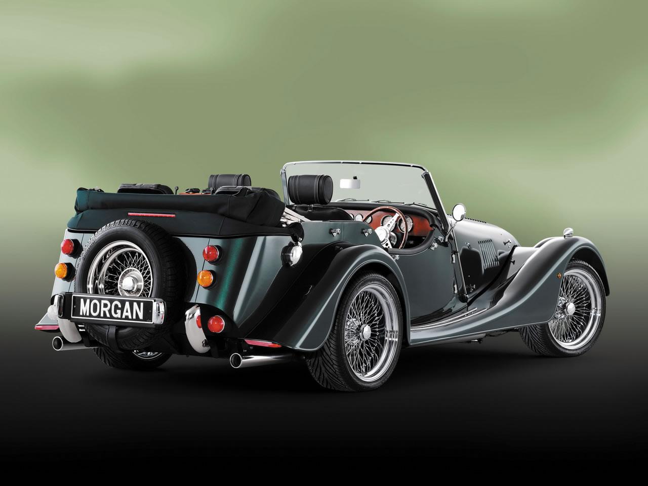 morgan roadster 3 0 v6 review speedicarsz. Black Bedroom Furniture Sets. Home Design Ideas