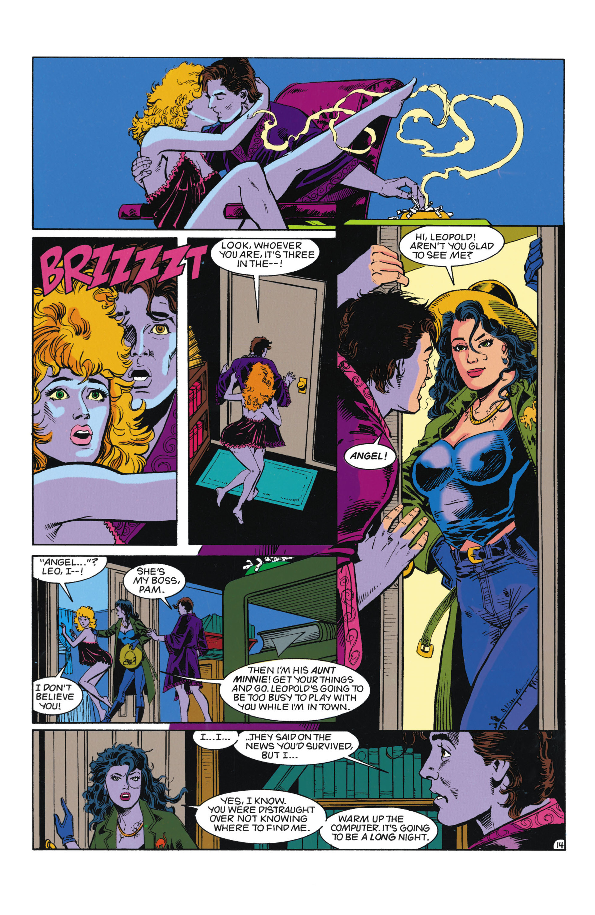Catwoman (1993) Issue #2 #7 - English 15