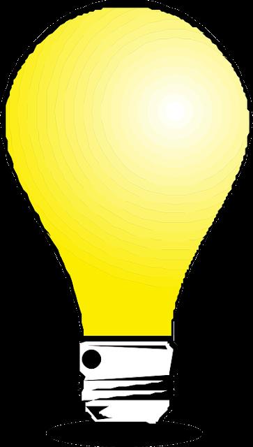 Penemuan Teknologi Yang Mengubah Peradaban Manusia - Lampu Pijar