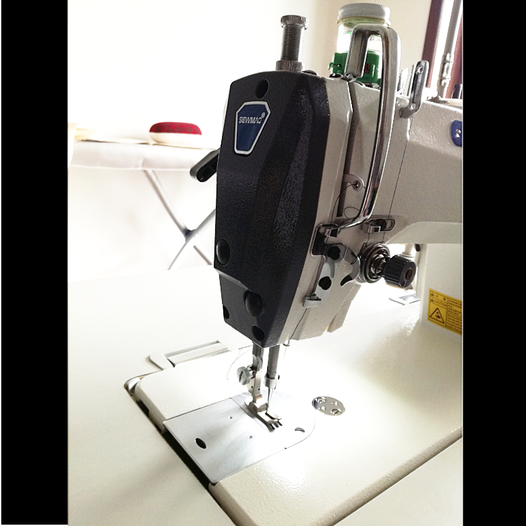 em>Notes on industrial lockstitch sewing machine set-up ...