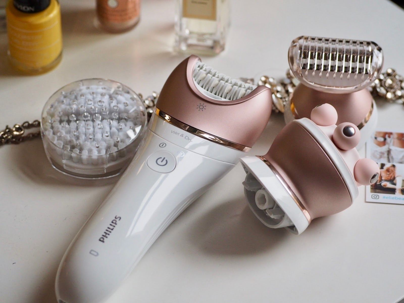 Philips Satinelle Prestige Wet & Dry Epilator*