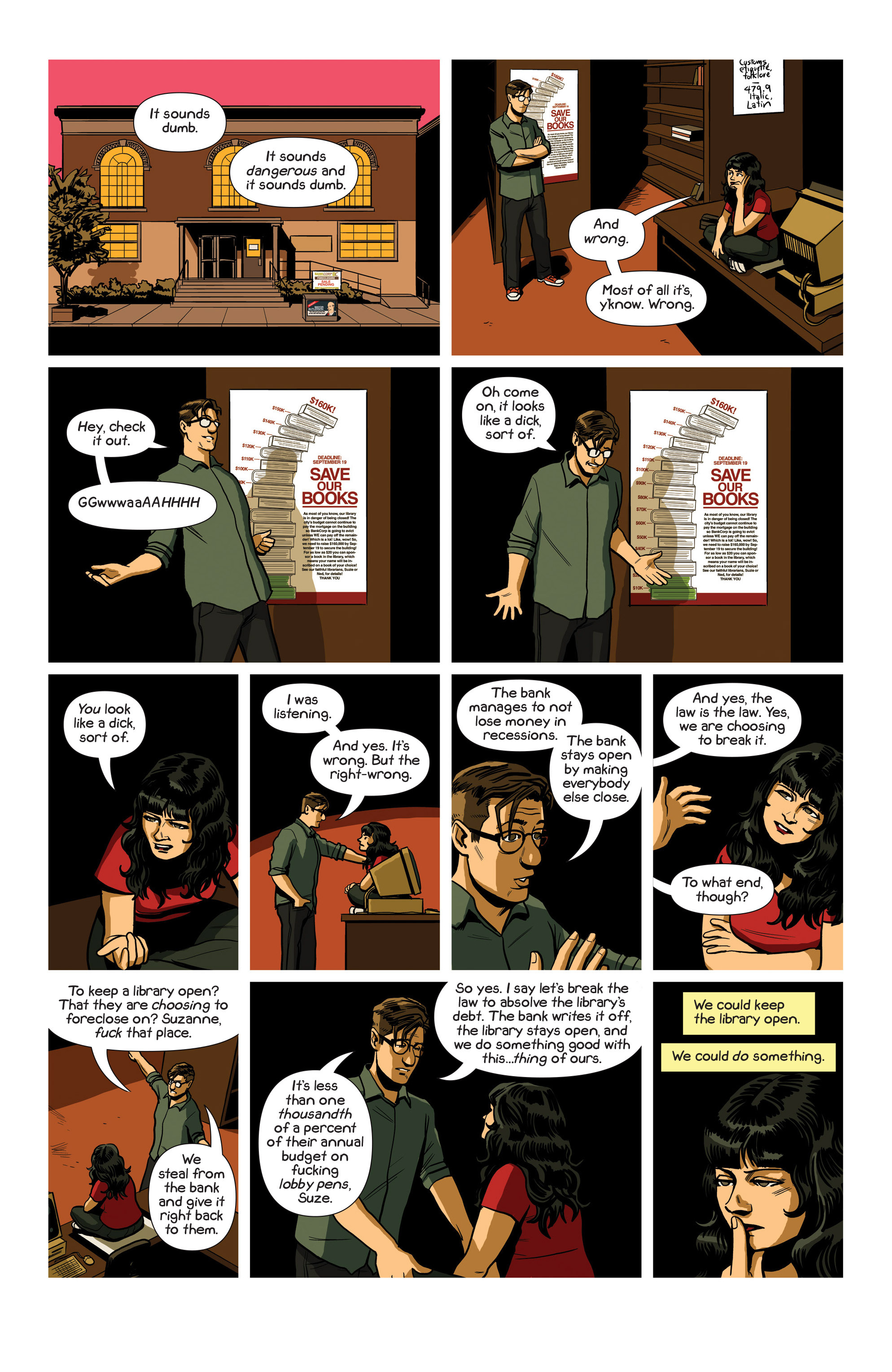 Read online Sex Criminals comic -  Issue #4 - 6