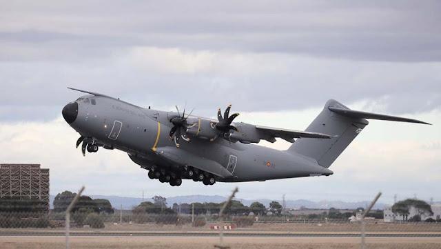Airbus acuerda la modificación del programa A400M asegurando su viabilidad hasta el horizonte 2030