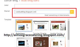 Cara Buat Blog Sendiri Secara Gratis Praktik dan Mudah di Mengerti