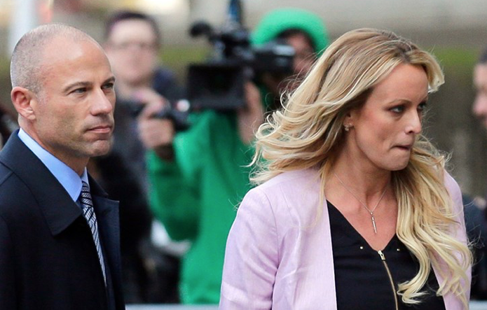 Stormy Daniels' lawyer Michael Avenatti is ready for his star turn: Talent agencies are circling Avenatti, who has become a mainstay of cable news.