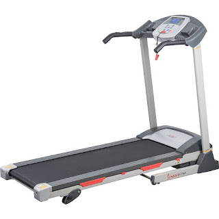 Sunny Health & Fitness SF-T7603 Electric Treadmill, image, review features & specifications