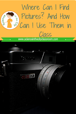 Tips for places to look and projects and ways to use photographs in the classroom