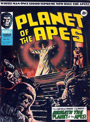 Marvel UK, Planet of the Apes #46