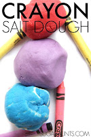 Crayon Salt Dough Recipe