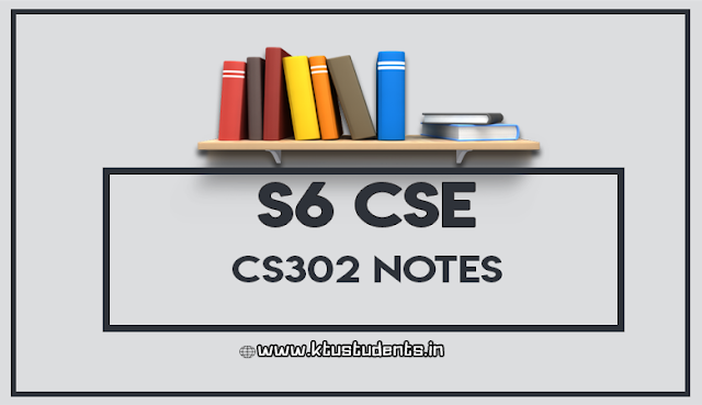cs302 full notes