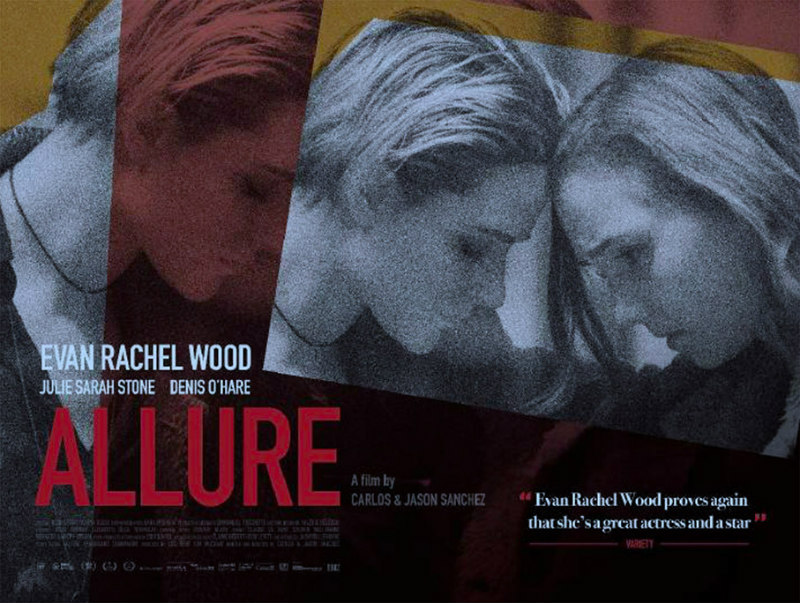 allure film uk poster