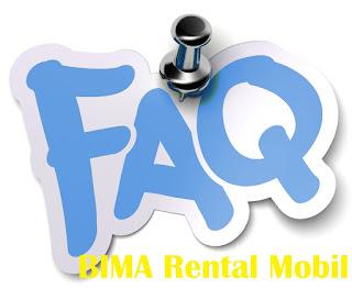 FAQ BIMA Rental Mobil Purbalingga