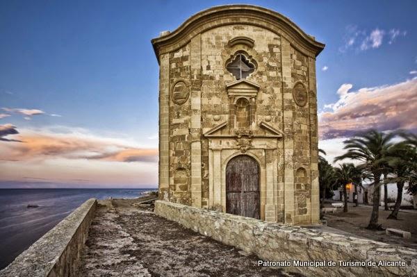 Iglesia de San Pablo (Tabarca, Alicante)