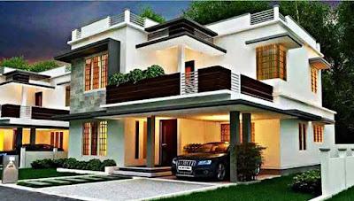 Desain rumah minimalis type 72