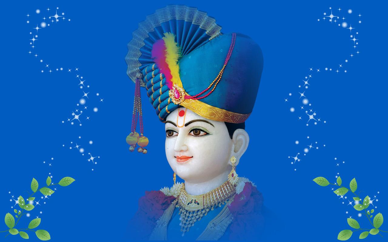 Baps Ghanshyam Maharaj Hd Wallpaper Jay Swaminarayan Wallpapers Swaminarayan Hd Wallpaper