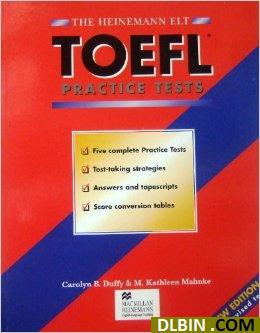 Download TOEFL Heinemann Practice tests and Course Full with