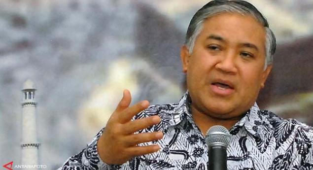 Din Syamsuddin : Penggunaan Istilah Persekusi Salah Kaprah !