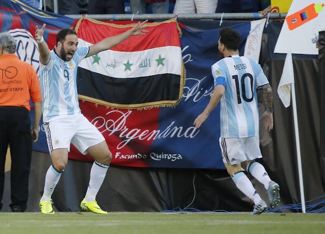 العراق والارجنتين بث مباشر