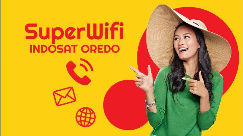 Inilah Cara Menggunakan Super Wifi Indosat di Android