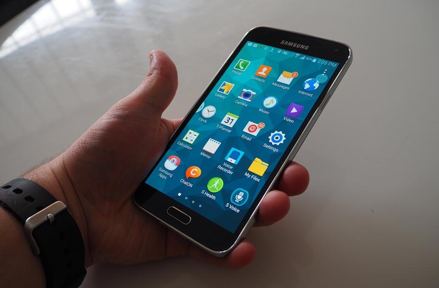 Samsung S5 Update 5.1