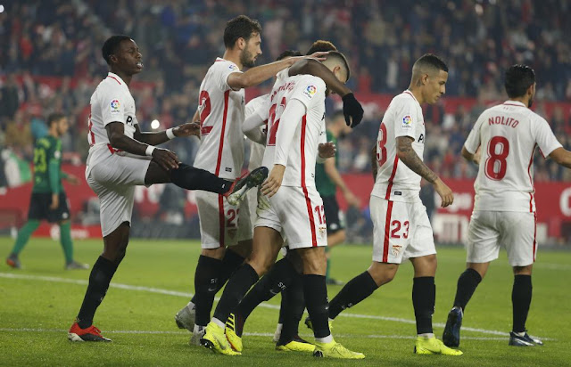 Crónica Sevilla FC 1 - CF Villanovense 0