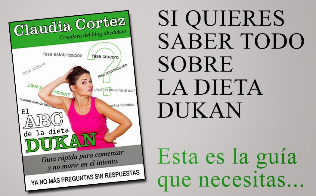 Comprar el libro de la dieta dukande