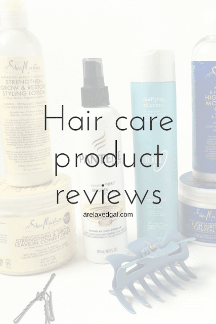 Reviews of hair care products (shampoos, conditioners, stylers, etc.) that can be used on relaxed and natural hair. | arelaxedgal.com