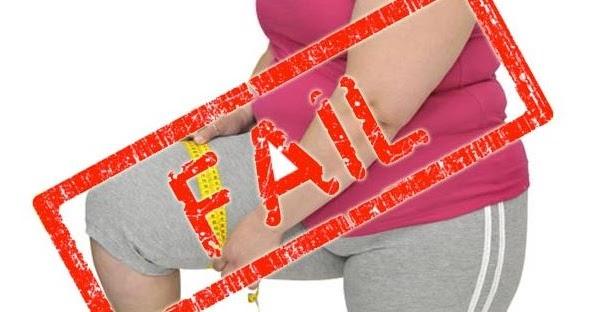 Kenapa Anda Sukar Turunkan Berat Badan?