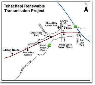 Center for Environment, Commerce & Energy: Chino Hills